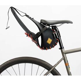 Restrap Big Saddlebag with Dry Bag 14L black/orange